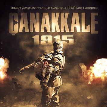 canakkale 1915 filmi - �anakkale 1915